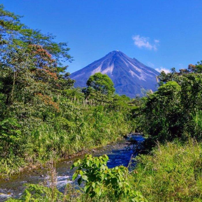 CRI.La Fortuna.Vulkan Arenal