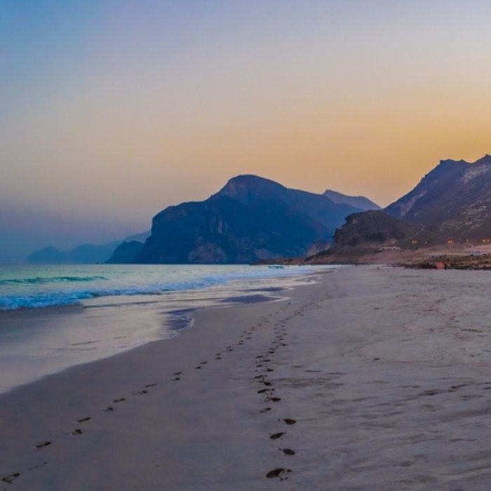 OMN.Salalah.Beach Evening