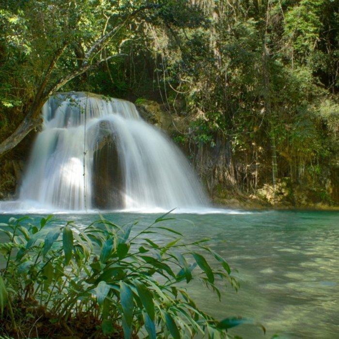 Santa María Huatulco_Waterfall