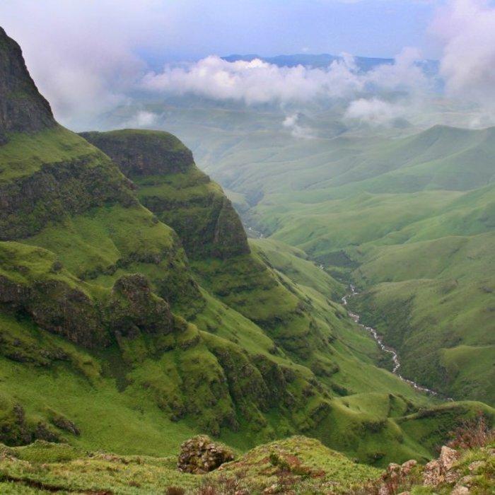 ZAF.Drakensberge.Valley