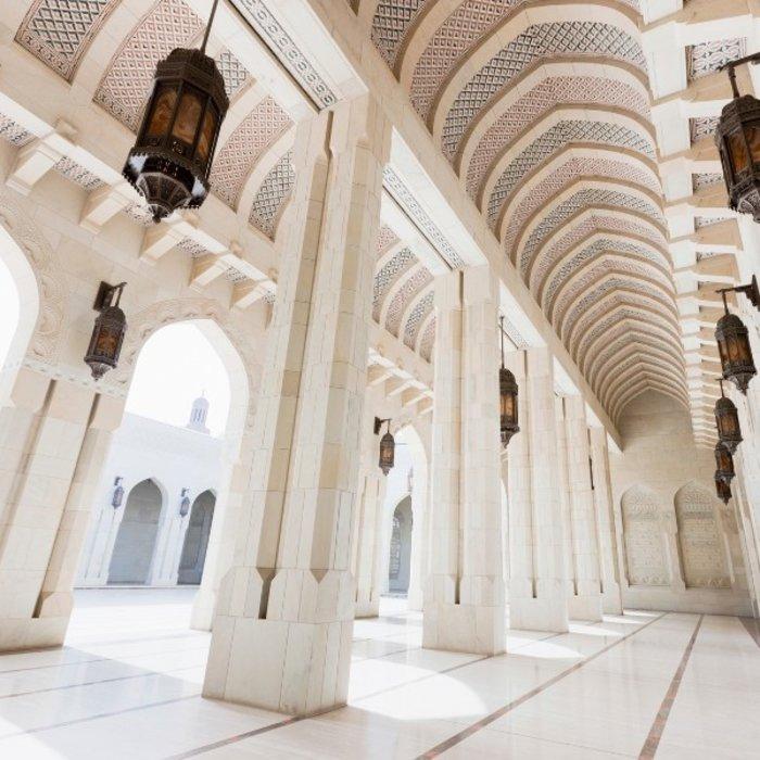 OMN.Muscat.Sultan Qaboos Moschee