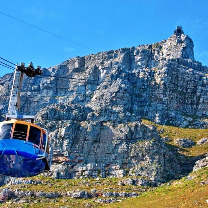 ZAF.Kapstadt.Cable Car Tafelberg