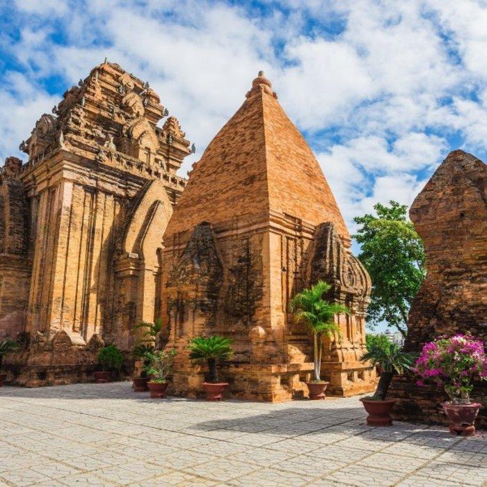 VNM. Nha Trang. Türme