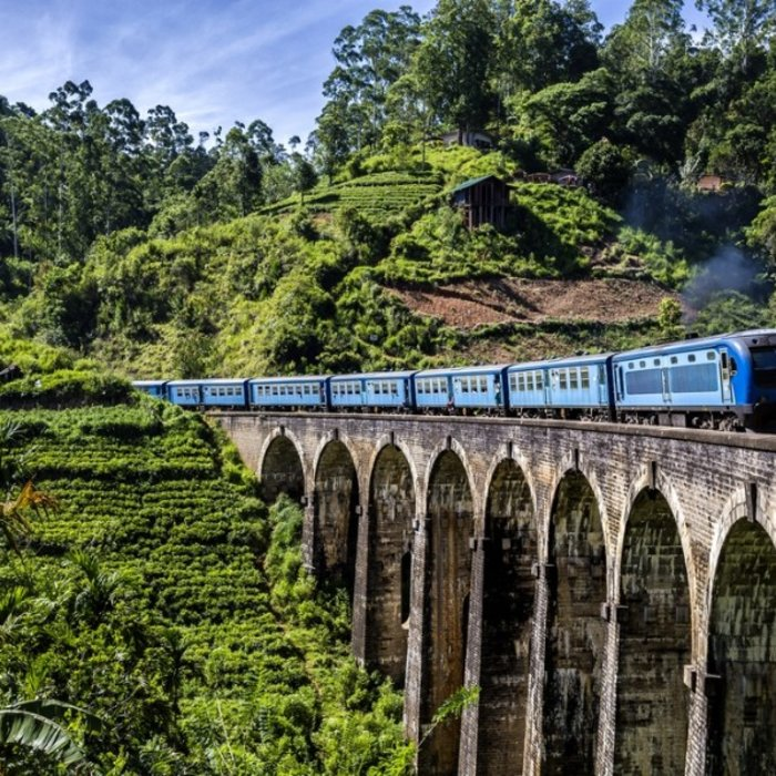 LKA.Zug Nine Arche Bridge