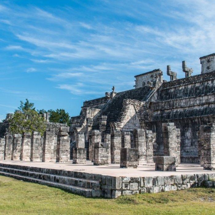 MEX.Chichen Itza.Ruinen