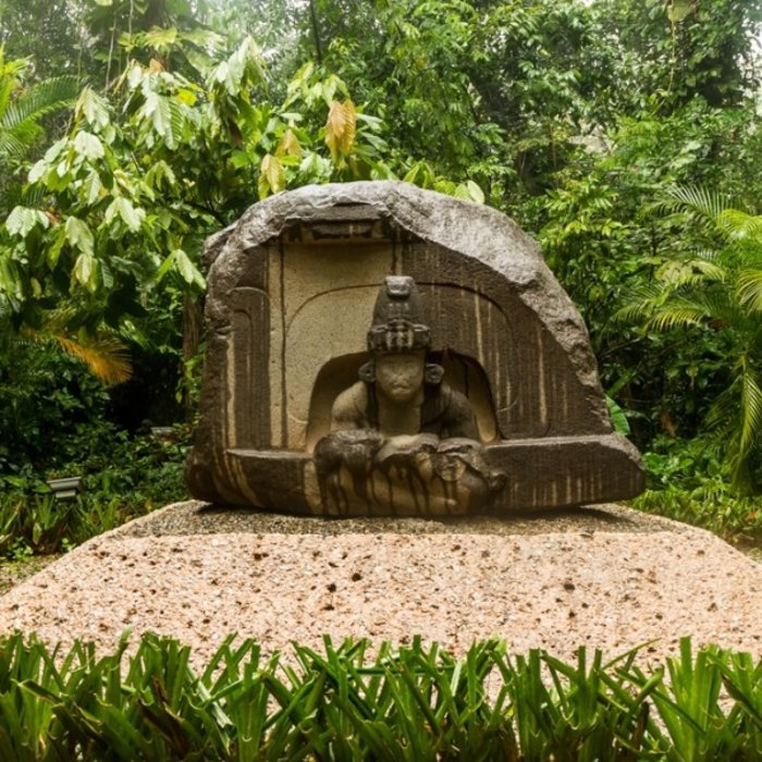 MEX.Palenque.La Venta Museum