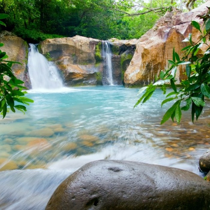 CRI.Rincon de la Vieja waterfall