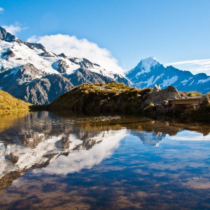 NZ.Mt Cook 1