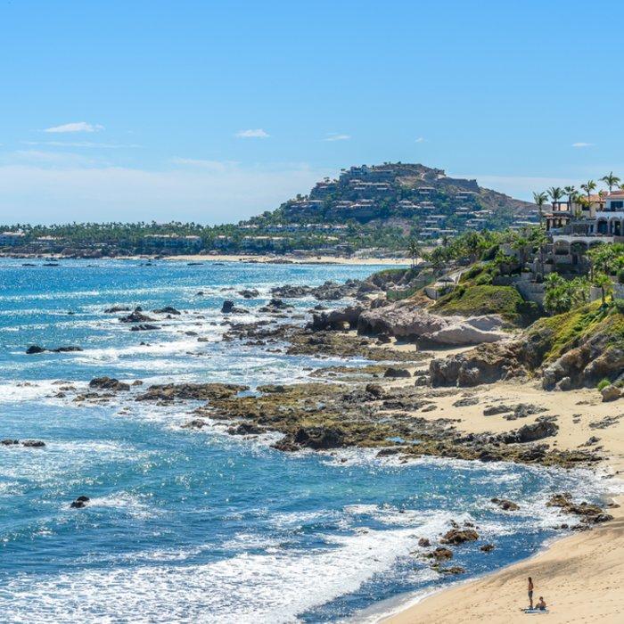Die Küsten von San Jose del Cabo