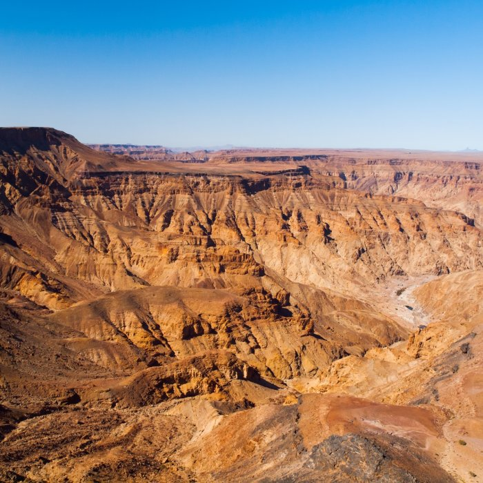 """NA.Fish River Canyon Die unendliche Weite des zweitgrößten Canyon der Erde """"Fish River Canyon"""""""