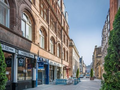 Travelodge Edinburgh Central Rose Street
