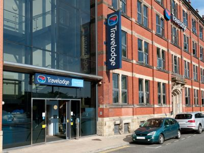 Travelodge Macclesfield Central