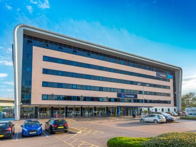 Travelodge London City Airport