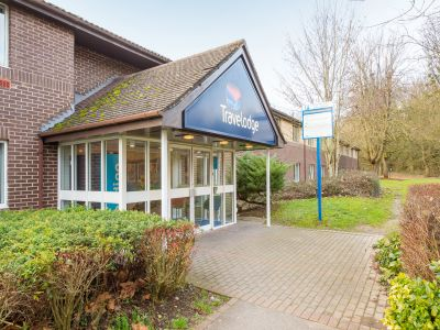 Travelodge Chippenham Leigh Delamere M4 Eastbound