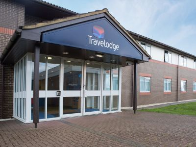 Travelodge Chippenham Leigh Delamere M4 Westbound