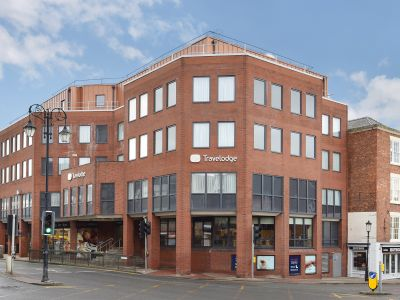 Travelodge Chester Central Bridge Street