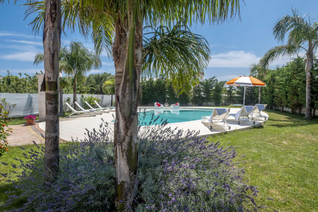 4 bed holiday villa in Pantanagianni Pezze Morelli, Apulia