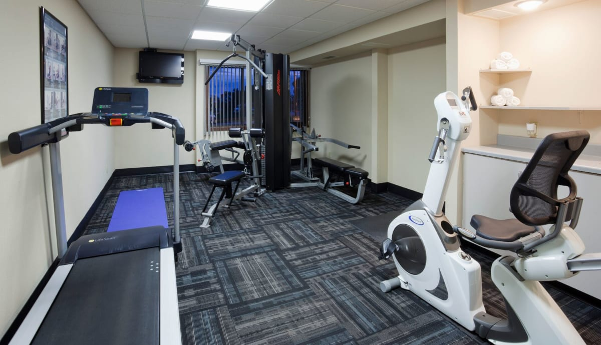 Carrollton-Fitness Center