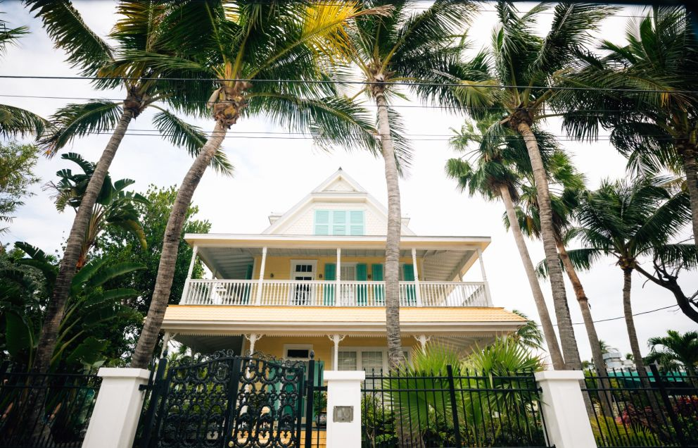 "Key West Home Tours: ""Be My Valentine"""
