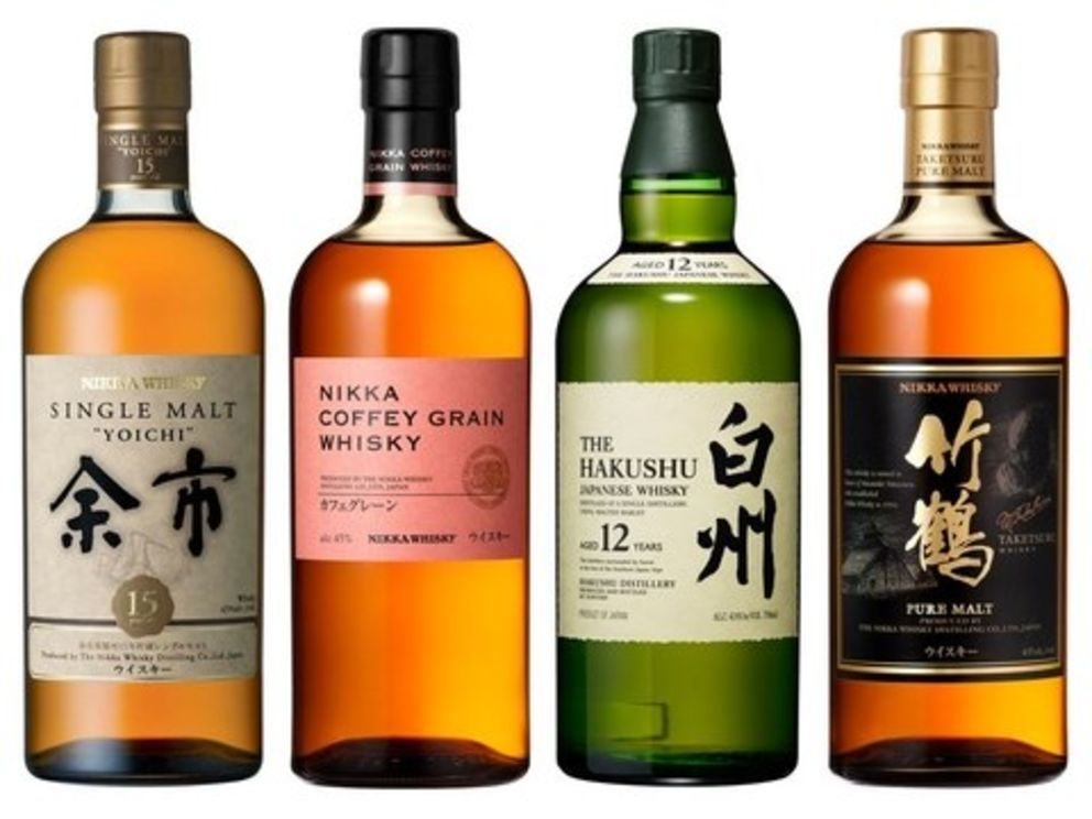 Drinking in Japan: Whisky