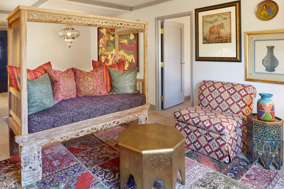 Arabian Nights Suite