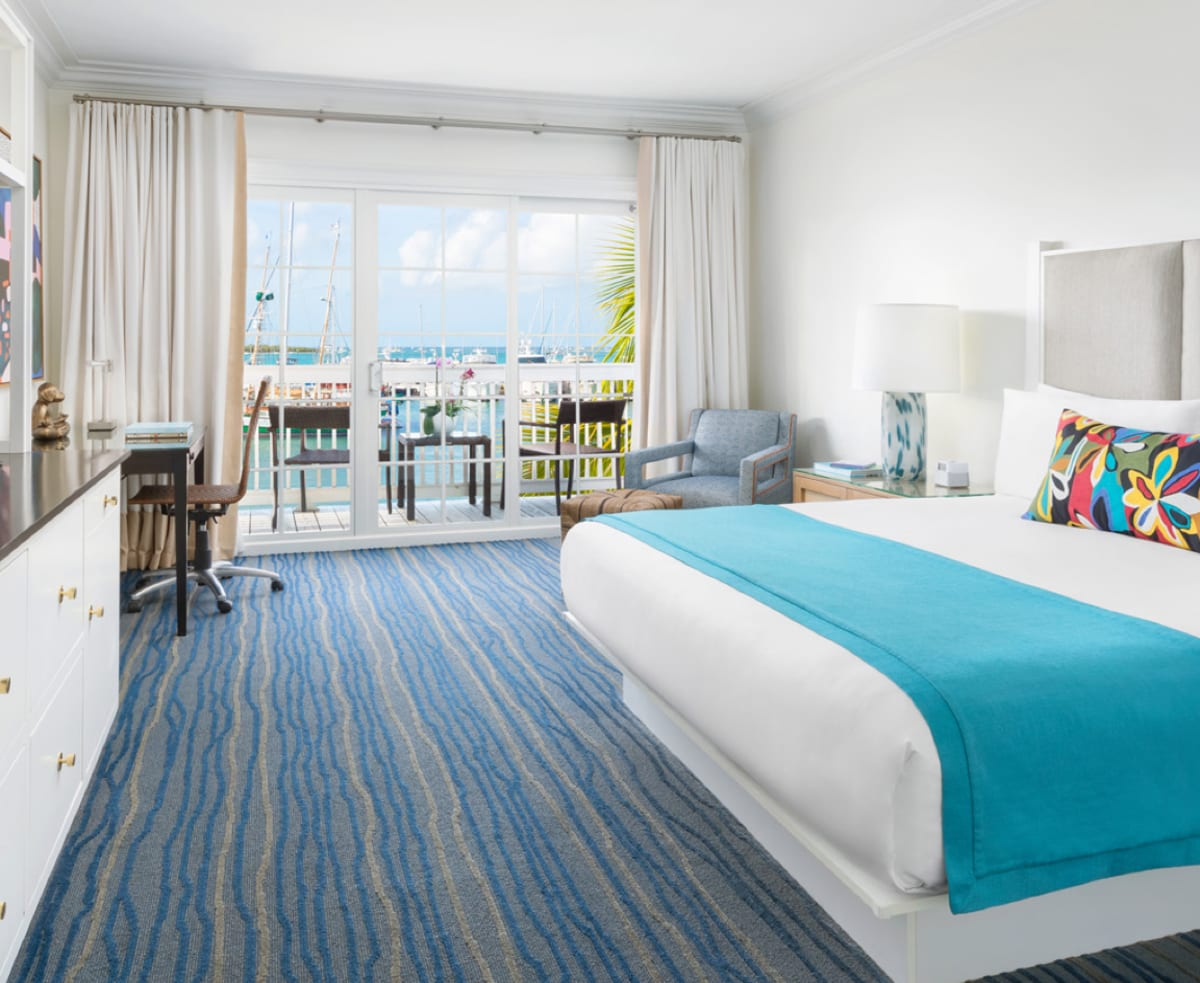 the-marker-key-west-Harbor-View-Room