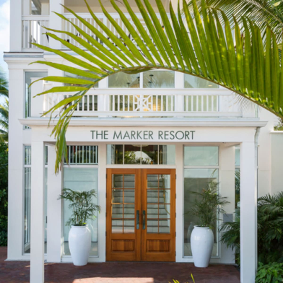 A Luxury Hotel On The Key West Harbor