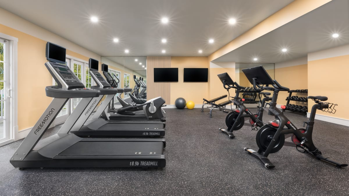 The Marker Hotel Fitness Center