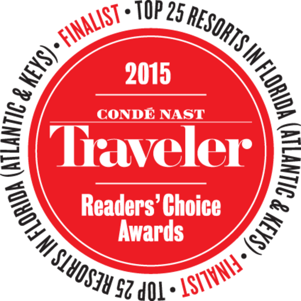 The Marker Resort Selected to Conde Nast Traveler Readers Choice