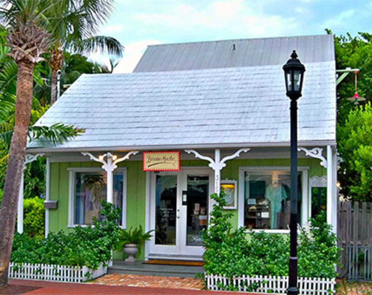 Key West Boutiques Marker Recommends