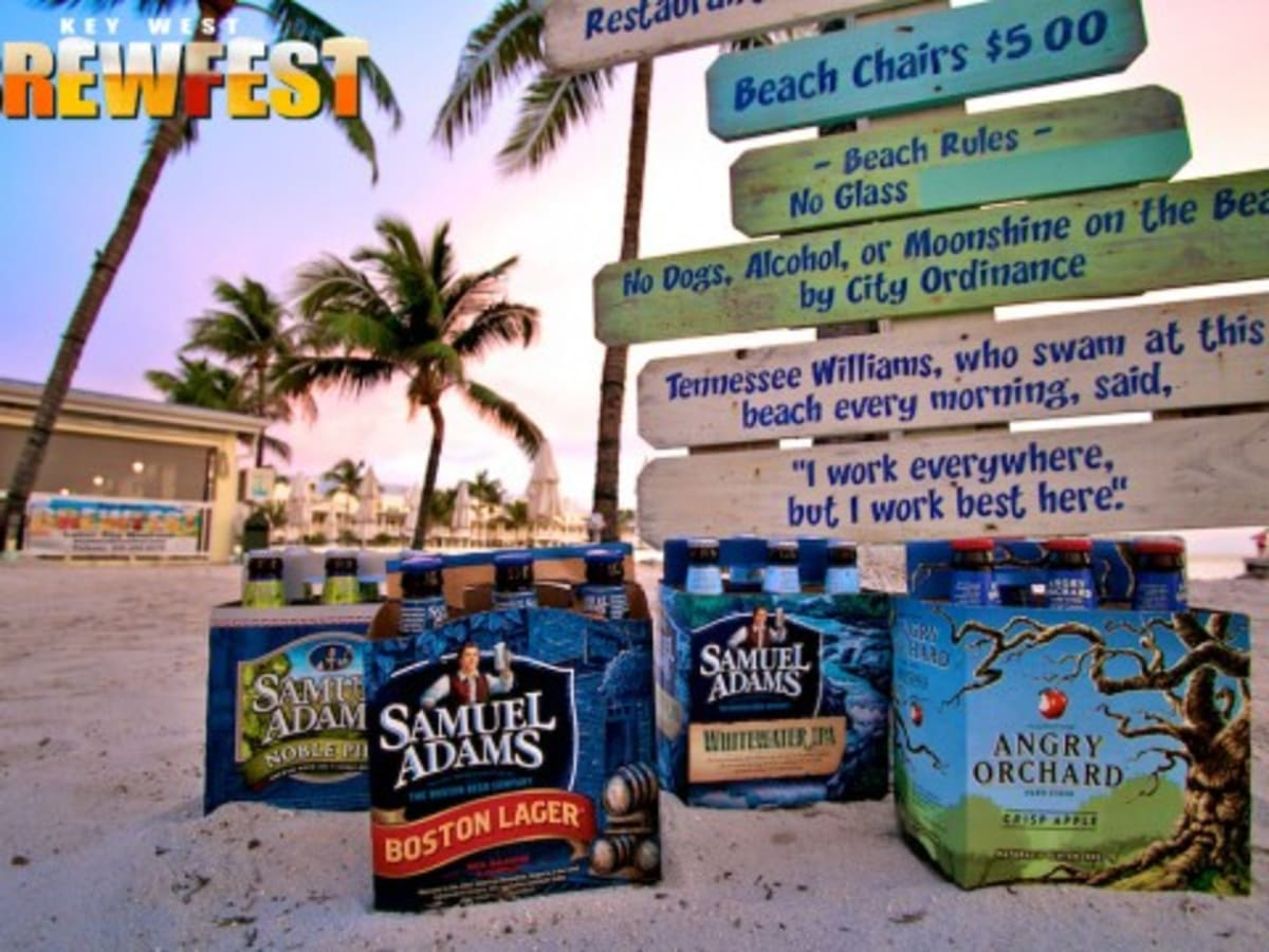 It's a Six-Pack Celebration at Key West Brewfest!