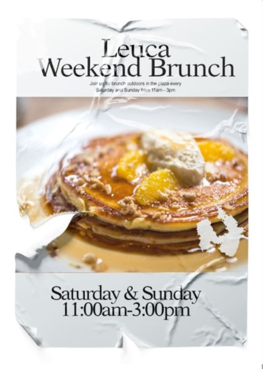Leuca Brunch