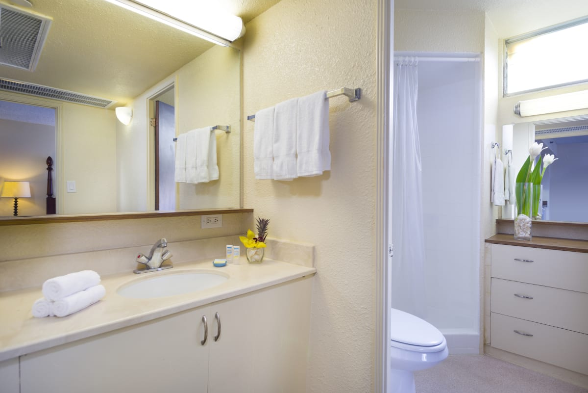 OHI Studio Suite Bathroom