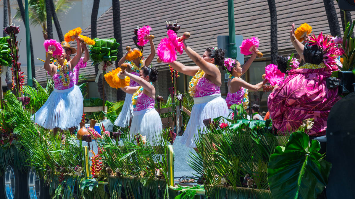 Celebration Floral Parade (105th Annual)
