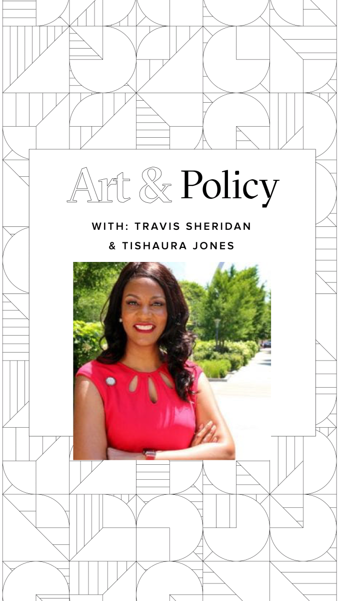 ART AND POLICY -- the power of Leadership