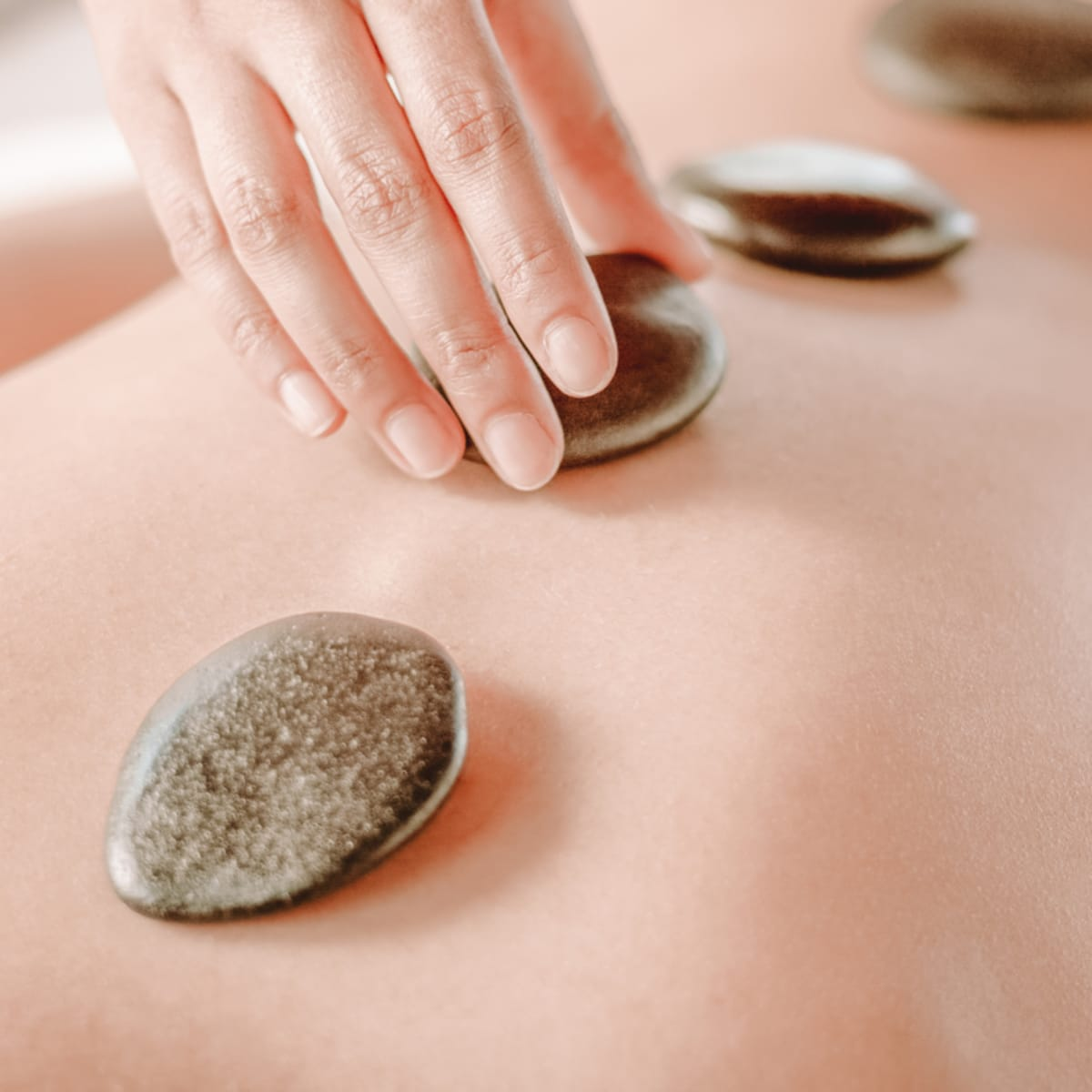 Sedona Stone Therapy Massage