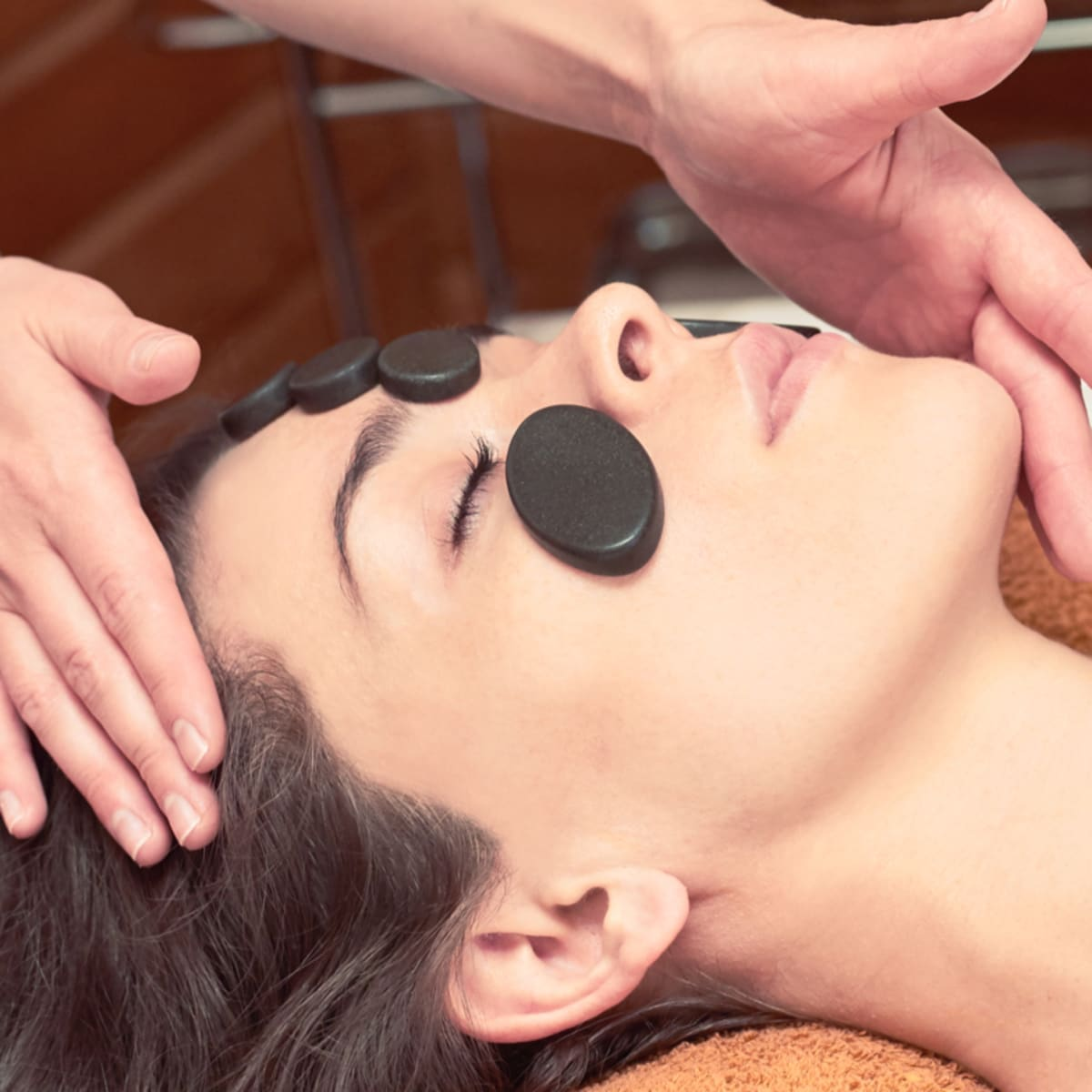 Signature Therapeutic Stone Facial