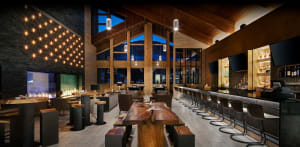 Highline Hotel Vail Lobby Bar, Vail CO DoubleTree