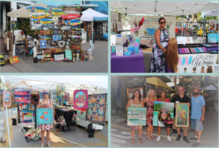 20th Annual Schooner Wharf Open Air Art & Music Affair