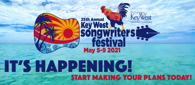 Top Songwriters Head to Key West in May