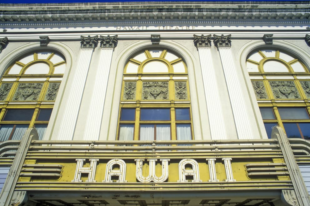 Choose the Historic Hawaii Theatre for Date Night in Honolulu