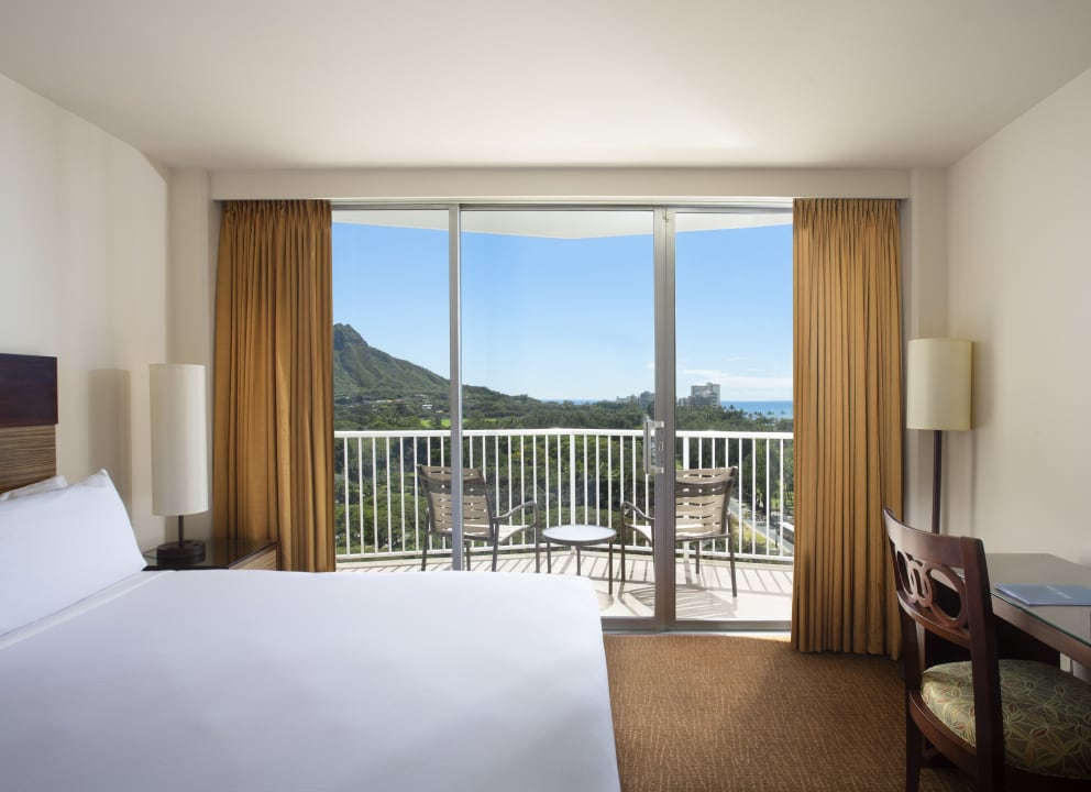 Diamond Head Ocean View - 1 King Bed