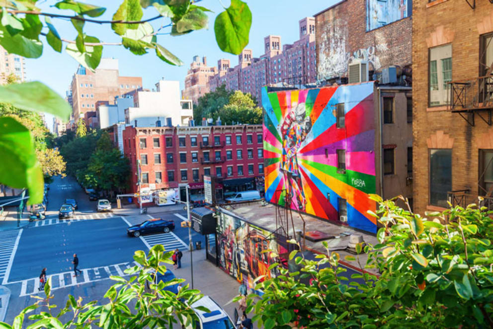 Tour the Art of New York City