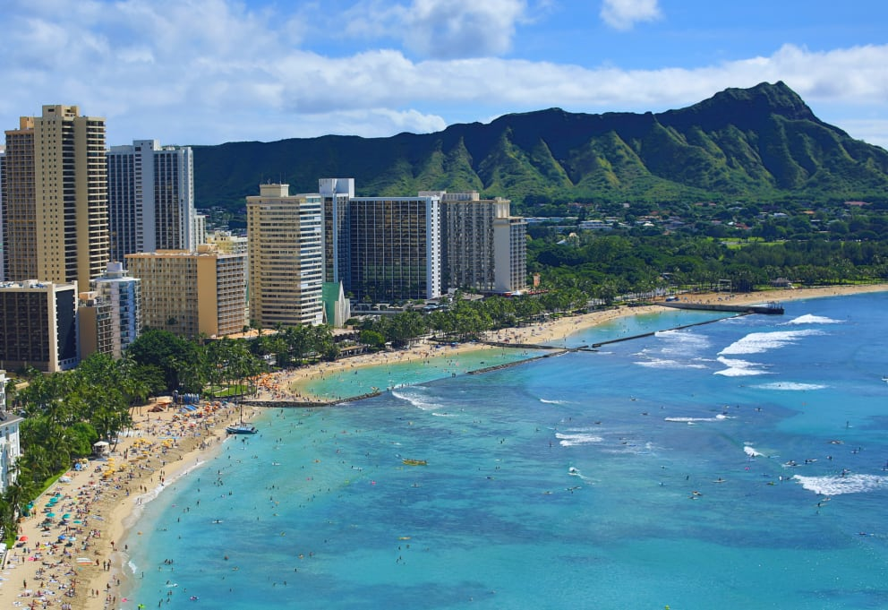 Commit to Waikiki
