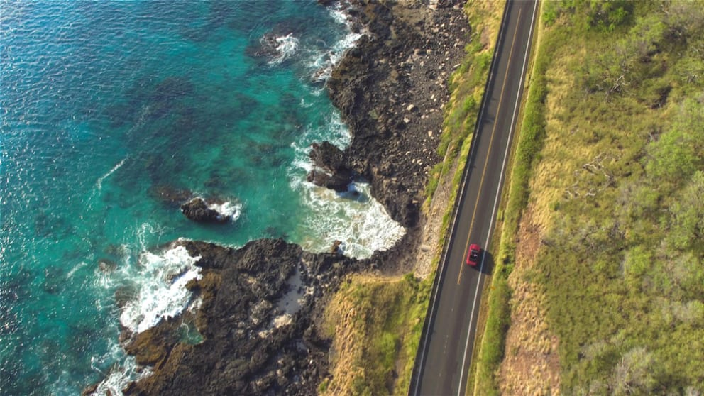 The Best Scenic Drives on Oʻahu