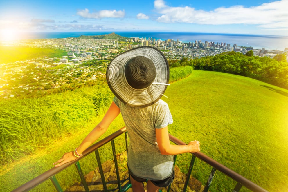 Where to Find the Best Views in Oʻahu