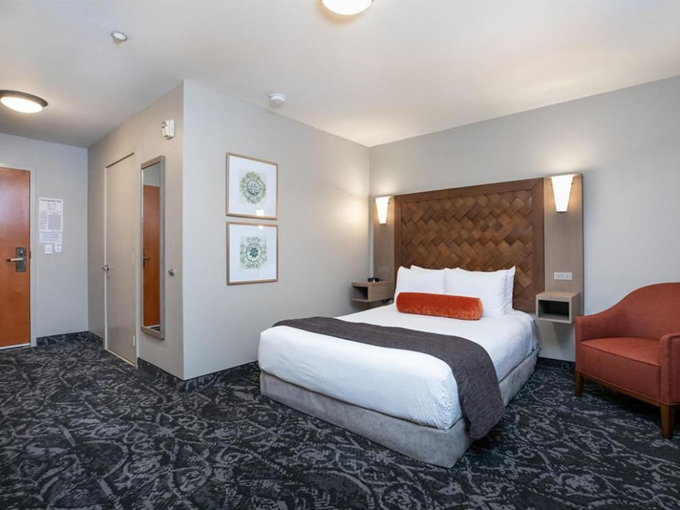 Accessible Queen Guestroom