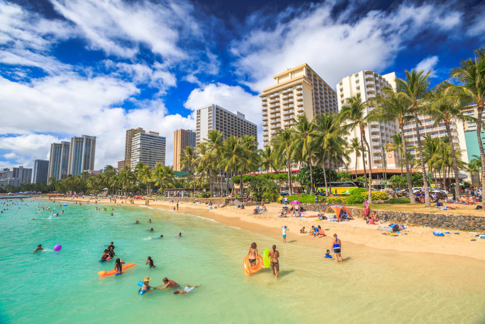 Ultimate Guide to Spring Break Waikiki 2021