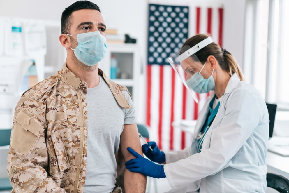 military healthcare