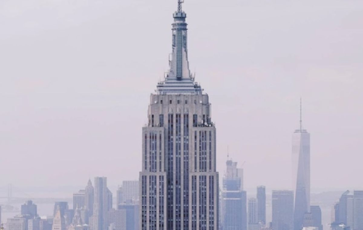 Photo of The Manhattan Club's Empire State Building